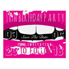 birthday party savethedate postcards save the date cards u2013 save
