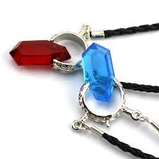 resin necklace wholesale images Wholesale 10pcs lot dmc devil may cry 5 necklace dante vergil red jpg