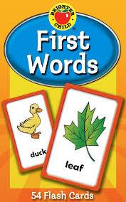 words cards words flash cards 8601400166901 brighter
