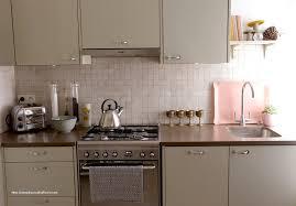 cuisine couleur orange credence plexiglas cuisine élégant cuisine credence cuisine
