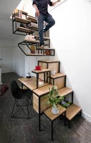 schmale treppen die besten 25 raumspartreppen ideen auf