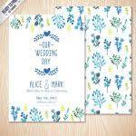 wedding card design ai luxury wedding invitation with white dots