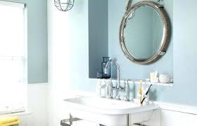 Beachy Bathroom Mirrors Beachy Bathroom Mirrors Vanity Coastal Cottage Cabinets