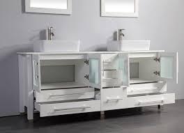bathroom 60 inch white bathroom vanity single sink