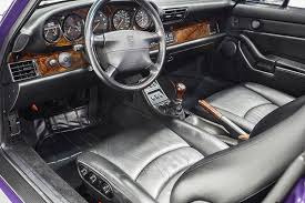 Porsche 911 Interior Color Codes Double Take Porsche 993 Carrera Cabriolet German Cars For Sale Blog