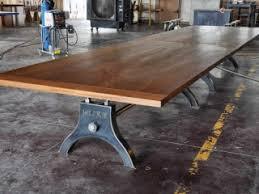 Metal Conference Table Vintage Industrial Conference Tables Vintage Industrial Furniture