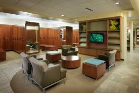 Locker Room Furniture This Locker Room Design Shows How Private Areas Or U201cpods U201d Offer