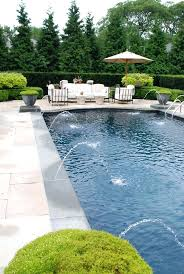 infinity pool nyc 25 best ideas about backyard pools on pinterest