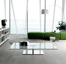Side Table In Living Room 30 Glass Coffee Tables That Bring Transparency To Your Living Room