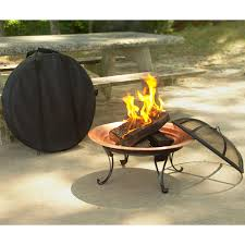 furniture stunning design of walmart fire pits for patio