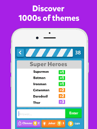 fight list categories game on the app store