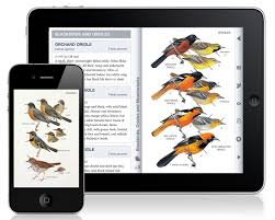 new peterson birds of north america iphone and ipad field guide
