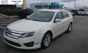 ford fusion 2010 price for sale 2010 passenger car ford fusion montgomery insurance
