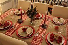 idee per la tavola table de noël 15 idées de décoration la fete table et