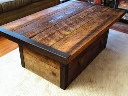 Rustic Walnut Coffee Table Coffee Table Breathtaking Stylish Rustic Walnut Coffee Table With