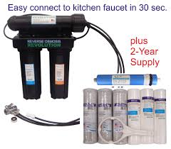 Reverse Osmosis Faucet Filter Series Expandable Home Drinking Reverse Osmosis System Easy
