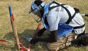 Radio Miraya Juba News Mine Action Open Day At Nyakuron Cultural Centre In Juba Unmiss