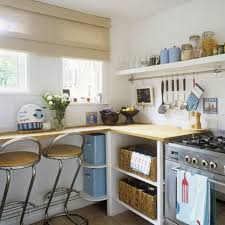 kitchen space shaving and storage of small kitchen equipment