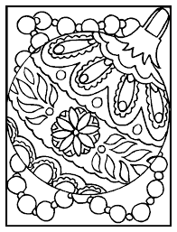 christmas coloring pages free coloring