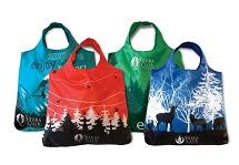 eco chic reusable shopping bags club store