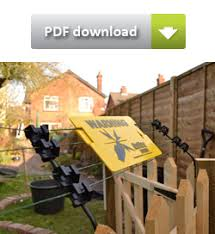 home security electric fencing electric fence