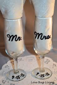 halloween wedding toasting glasses love bug living september 2012