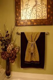 Bathroom Appealing Bathroom Towel Decor Hanging Decorating Ideas