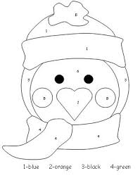 penguin coloring pages 2 coloring kids