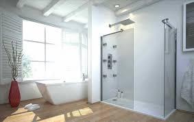 Designer Showers Bathrooms Open Shower Bathroom Design Bath Designs Showers Home