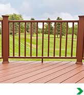 exterior railings u0026 gates at menards