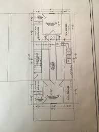 when plans change in plan a the second floor was around 300 hsf or so the issue is we wanted the lofts to have a ceiling height so they didn t really count towards the