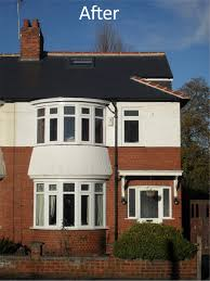 hip to gable dormer conversion 2 roof terraces pinterest