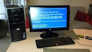 ordinateurs de bureau hp achetez ordinateur de bureau occasion annonce vente à montreuil