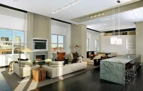 Urban Living XXL Contemporary Living Room Boston By Ruhl - Urban living room design