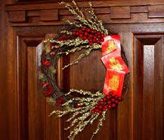 New Year Home Decorations Ideas by Autumn Harvest Wreath Celebrate Chinese Moon Festival And