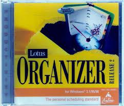 Amazon Organizer Amazon Com Lotus Organizer Release 2
