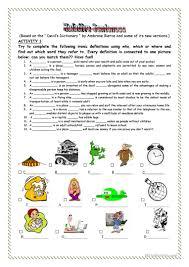 15 free esl devil worksheets
