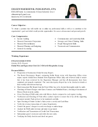 Saleslady Resume Sample by Cv Of Eileen Maureen Pangilinan