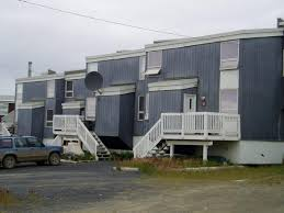Row Houses by Alder Row Houses Inuvik Apartments Northern Property Reit