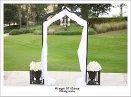 wedding arch rental wedding arch rentals new smyrna florist pink flamingo at