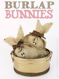 Diy Burlap Easter Decorations by 1168 Best Easter Images On Pinterest Easter Ideas Easter Crafts