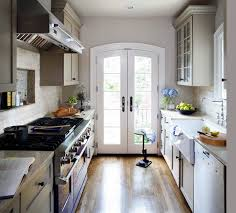 kitchen cabinets galley style kitchen island style oak diy dark space remodel grey floors wall