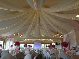 Wedding Ceiling Draping by Ceiling Draping Draped Ceiling Wedding Ceiling Decorations