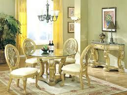 dining table set glass top u2013 mitventures co