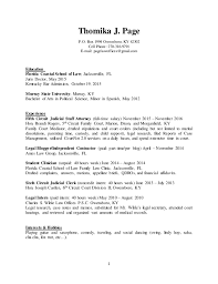 Attorney Resume Bar Admission 2016 Resume