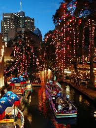 downtown san antonio christmas lights christmas lights on the river walk