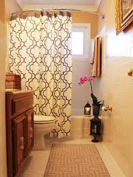 Small Shower Curtain Rod Cool Shower Curtain Small Bathroom Designs With Curtains Bathroom