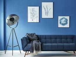 Schlafzimmer Farbe Blau Uncategorized Geräumiges Blaue Wand Mit Blaue Wand Im