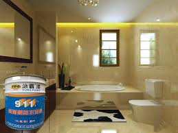 tuba erosion resistant interior waterproof paint for engineering