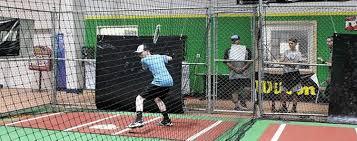 baseball u0026 softball instruction indoor batting cages pro shop